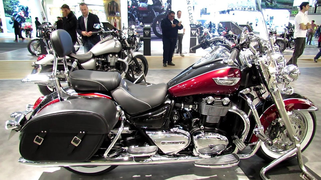 2014 triumph thunderbird lt n walkaround 2013 eicma. Black Bedroom Furniture Sets. Home Design Ideas