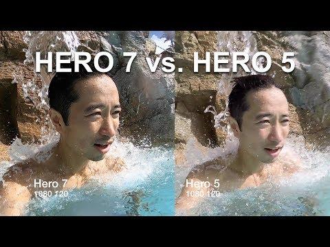 GoPro Hero 7 vs Hero 5 - Should you Upgrade?
