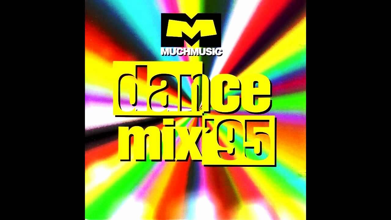u0026quot dance mix 95 u0026quot  mega-mashup