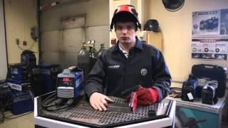 Электродная сварка тонкого металла встык(, 2015-10-07T10:55:31.000Z)