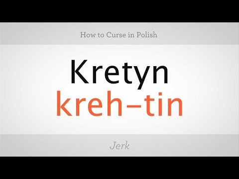 How to Curse in Polish | Polish Lessons
