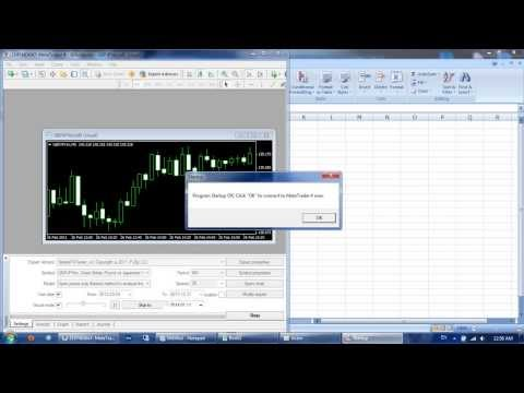 Forex hedging earning 1,000 pips everyday (Testing 01)