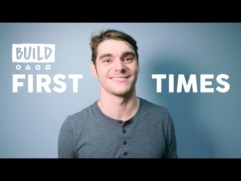 RJ Mitte's First Times