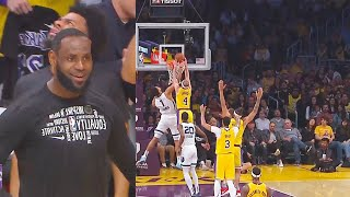 Lakers SHOCKED By Alex Caruso's Dunk After Anthony Davis Missed Free Throw! Lakers vs Grizzlies