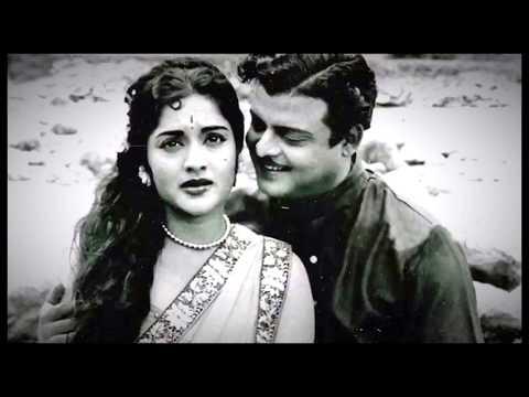 MALARE MALARE THERIYATHA … SINGER, P SUSHEELA … FILM, THEN NILAVU (1961)