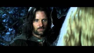 Aragorn rejects Eowyn