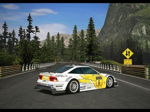 gran turismo 6 opel calibra touring car 39 94 youtube