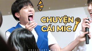 [KPOP Funny Moments] - Muôn thuở chuyện cái Mic =)))) - (BIGBANG, BTS, BLACKPINK, EXO, EXID,...)