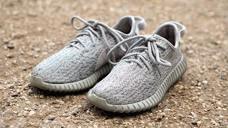 "IN MOTION | adidas YEEZY Boost 350 ""Moonrock"""