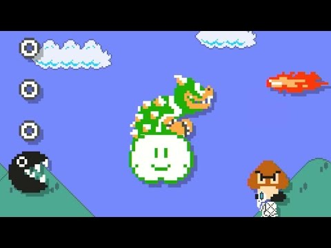 Why Super Mario Maker's Easy Design Tools Will Rock Your World - NVC Podcast