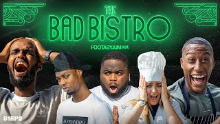 WE OPENED OUR OWN RESTAURANT WITH 5 YOUTUBERS ft FILLY, DARKEST, BECKY, BASH +MIKE   BAD BISTRO EP 2
