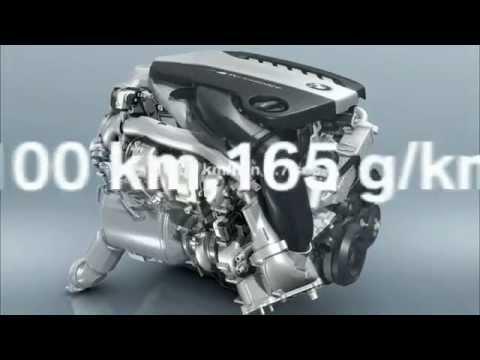 Animation BMW TriTurbo Diesel Engine  YouTube