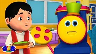 Cказать бу издевательствам | детские песни | Bob The Train Russia | музыка для малышей