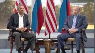 obama out of his league dealing with putin?