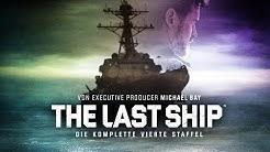 The Last Ship Staffel 4 - Trailer [HD] Deutsch / German (FSK Trailer: 12)