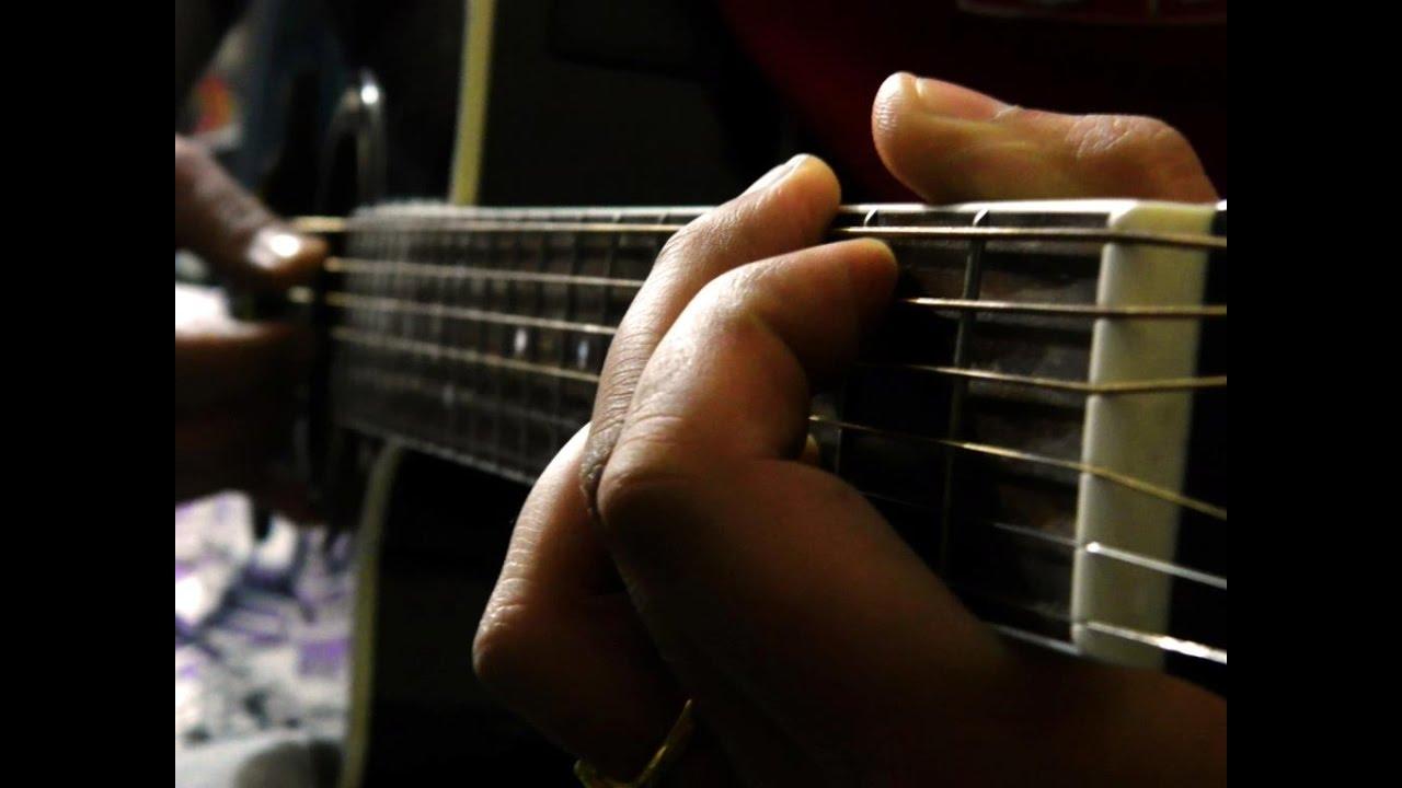 Ae Zindagi Gale Laga Le Arijit Singh Dear Zindagi Guitar