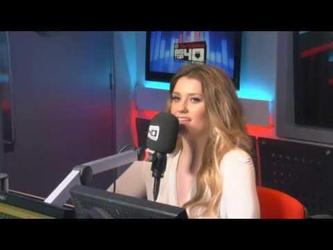 Ella Henderson - Vodafone Big Top 40 Webchat