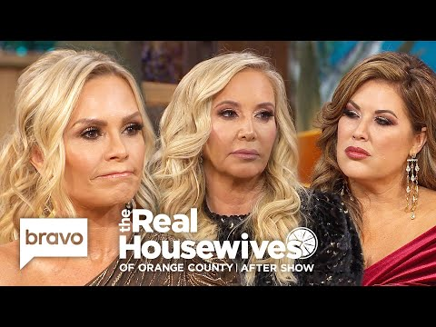 Tamra Judge On The Dark Evolution Of Real Housewives Of Orange County | RHOC After Show (S14 E22)