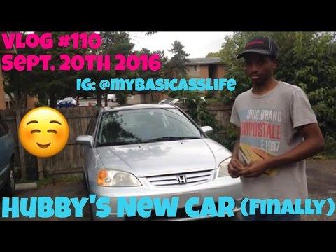 HUBBY GETS A NEW (USED) CAR ! VLOG#110 #ColumbusOhioVlog