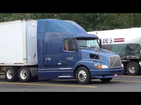 VLOG#070. Truck and trailer types