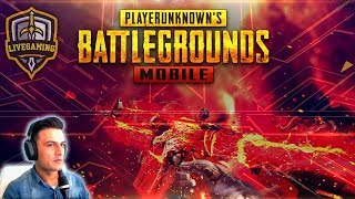 PUBG MOBILE LIVE GAMING RUSH GAMEPLAY