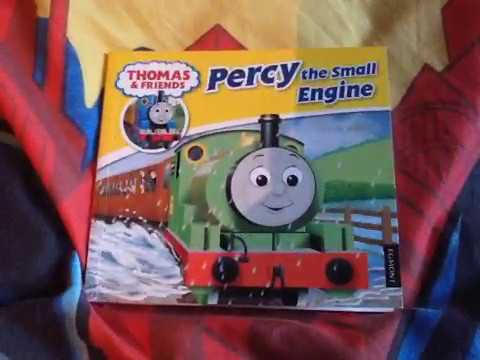 My Thomas Story Library Percy.