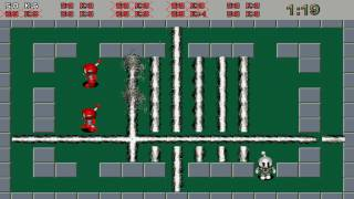 Atomic Bomberman gameplay demo 1