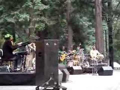 Karsh Kale and Anoushka Shankar live at Stern Grove