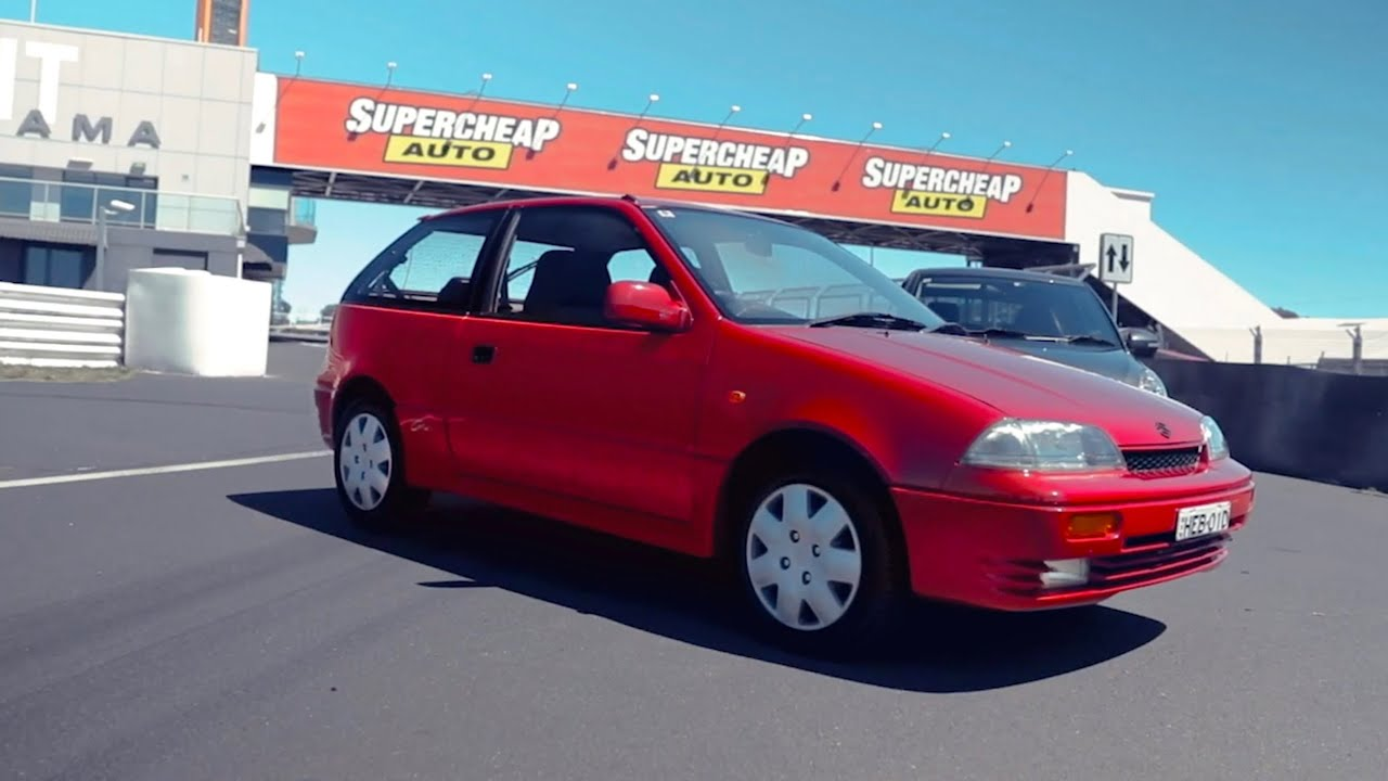 Suzuki Swift GTI - Shannons Club TV - Episode 147