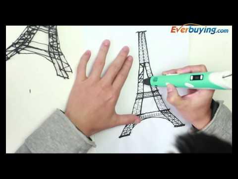 3D Three-dimensional Printer Pen