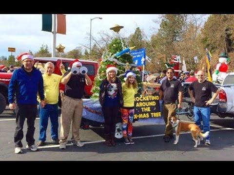 Placerville Christmas Parade Dec 7, 2014 - YouTube