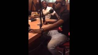 Cliowen Radio Caraïbes FM (interview freestyle)