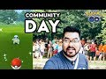 Pokémon GO Vlog 99: Community Day! Squirtle Squad!