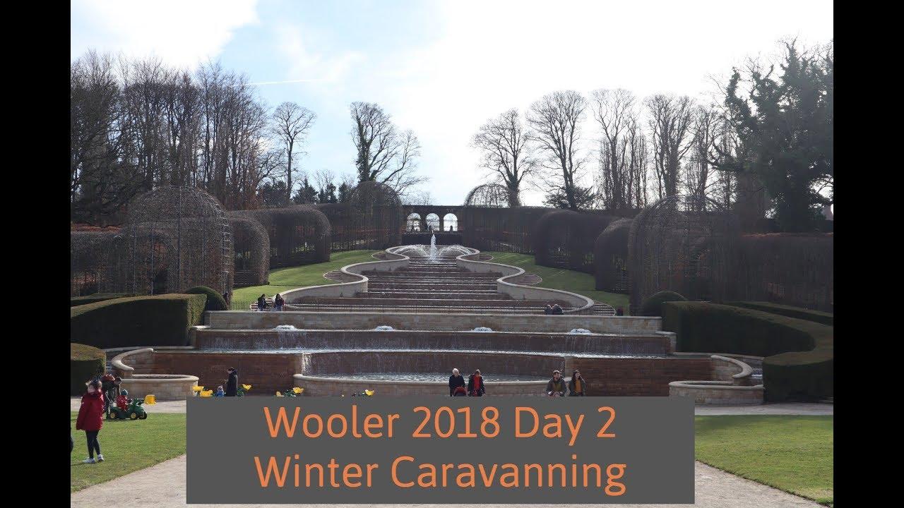 Wooler 2019 Winter Caravaning - Day 2 Alnwick