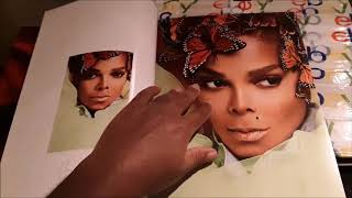 Hey, everyone! I'm back with a new video and this is for a piece of Janet Jackson merch that I just purchased for myself. I also thought that I would unbox this on ...