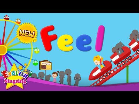 Vocabulary: Feelings