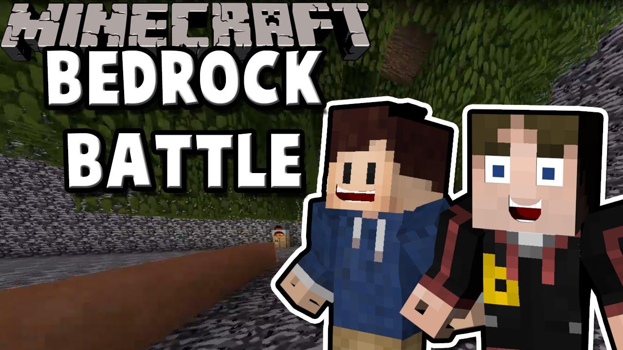 Ich Spiele Meinen EIGENEN Modus Minecraft THE BEDROCK TOWER BATTLE - Minecraft bit spiele
