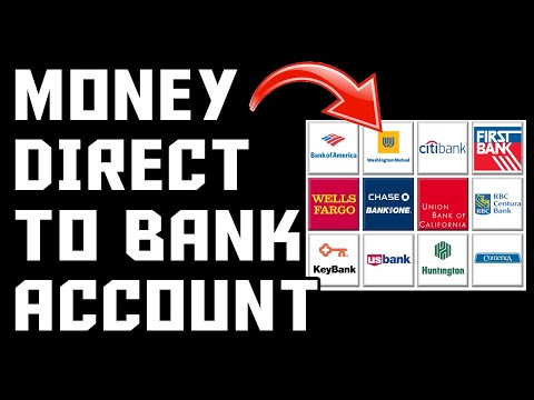 Make Money Online Directly To Your Bank Account! (FAST & EASY)