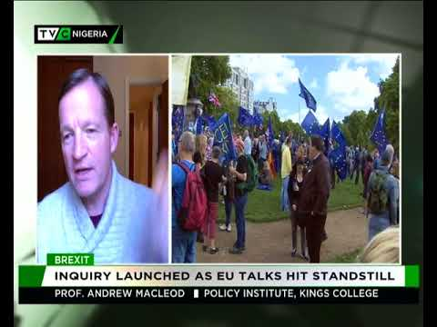 Andrew Macleod shares his views on inquiry into Brexit talks