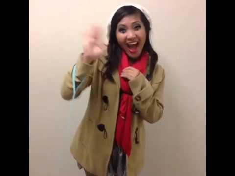 HALLOWEEN COSTUME: MIME GIRL   6-Seconds (Vine)