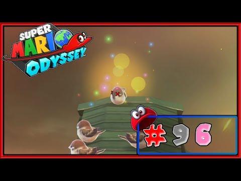 Vogel Mord (Mond) | #96 - Super Mario Odyssey | [Blind][Switch][HD]