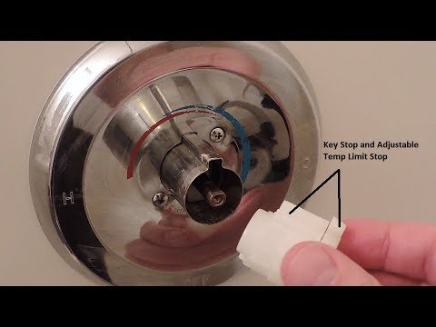 How To Repair A Moen Shower Tub Valve Doovi