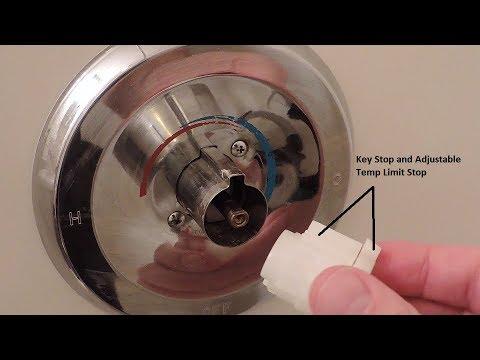 repair shower faucet moen posi temp shower faucet 1222 b