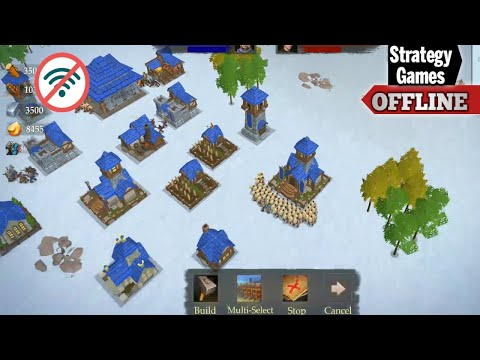 Top 10 Offline Strategy Games For Android 2020 HD