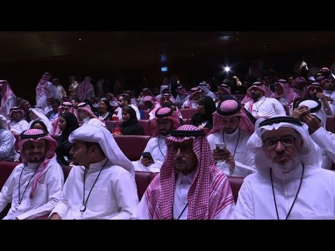 Saudi Arabia unveils first new cinema