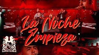 Oscar Maydon x Natanael Cano - La Noche Empieza [En Vivo]