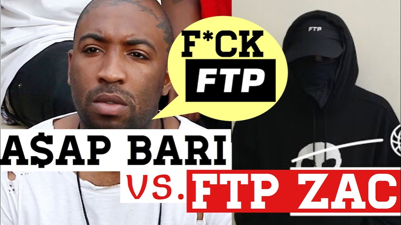 Asap Bari Calls Out Zac FTP and Says