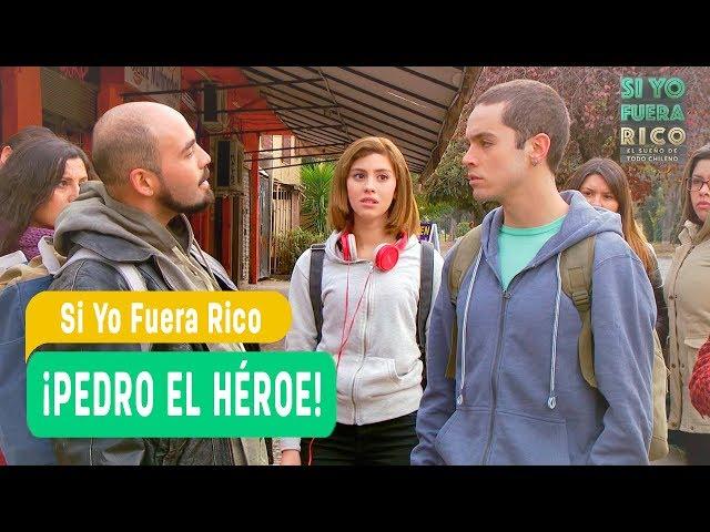 Si yo fuera rico - ¡Pedro el héroe! - Matilde y Dante / Capítulo 115