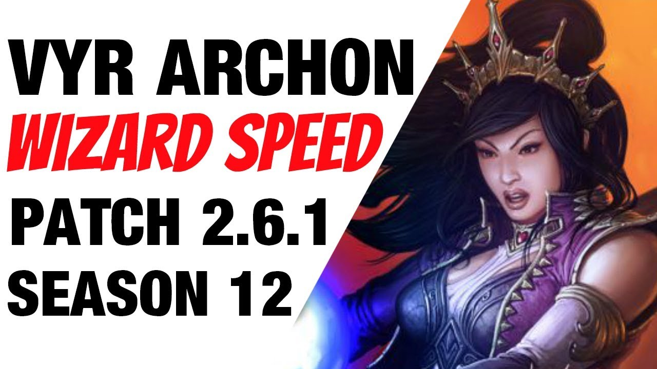 Http Www Diablofans Com Builds    S Lightning Speed Archon Wizard