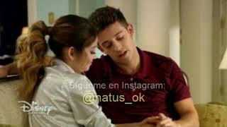 SOY LUNA 3 CAP 57 - Luna y Matteo intentan de besarse pero llega Mónica